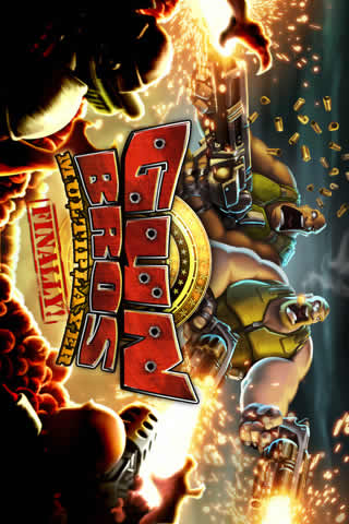 Gun Bros - iPhone Free Gun Game Gun Bros | Daily Free Apps
