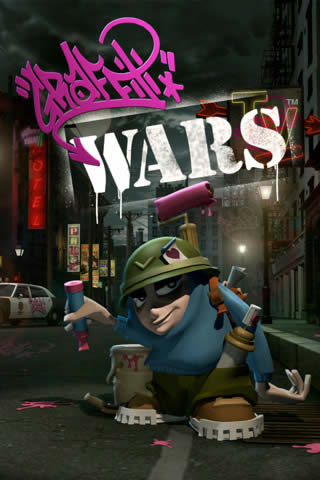 Graffiti Wars - iPhone Free Graffiti Game Online | Daily Free Apps
